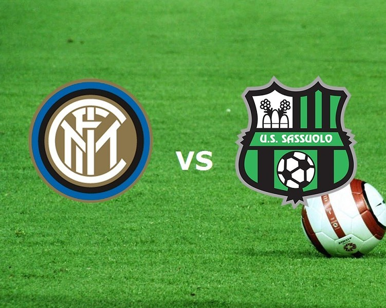 Inter Sassuolo streaming live gratis e d