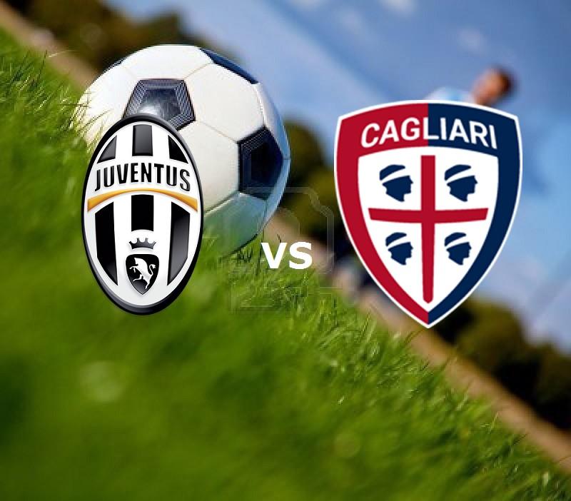 Cagliari Juventus streaming. Vedere live
