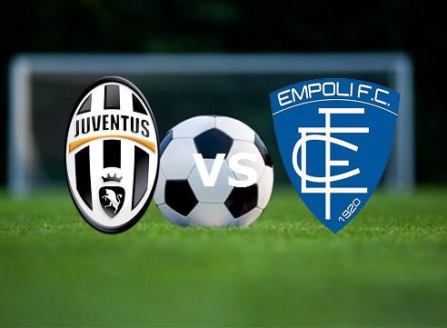 Juventus Empoli streaming. Dove vedere s