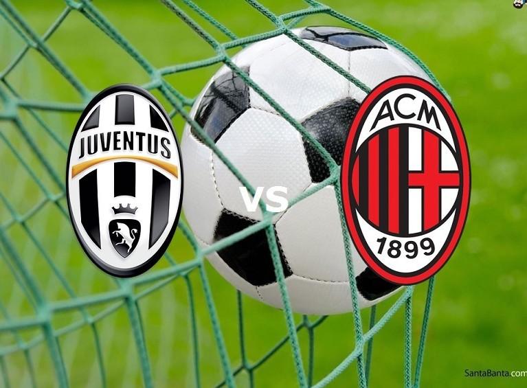 Streaming Juventus Milan. Vedere live gr