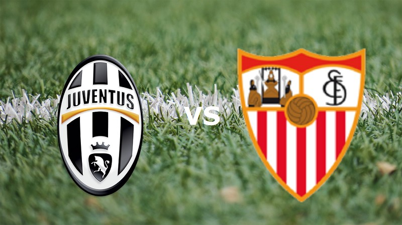 Juventus Siviglia streaming gratis live.