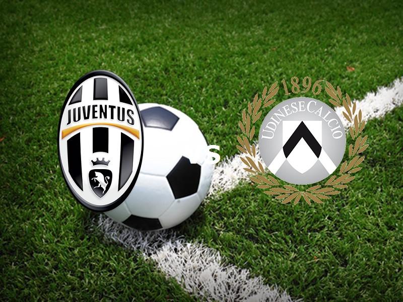 Juventus Udinese streaming live gratis.