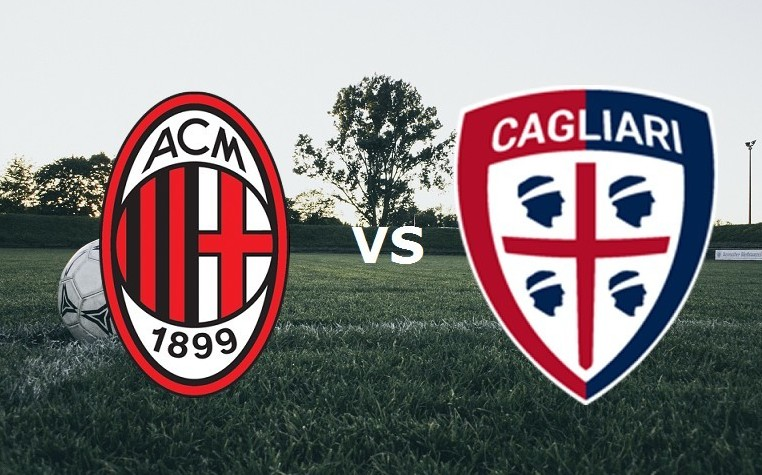 Streaming Milan Cagliari gratis live su