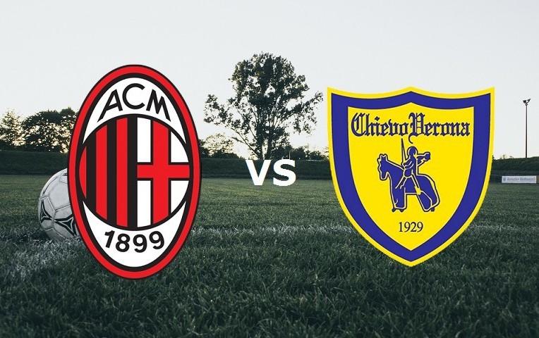 Streaming Milan Chievo come vedere e dov