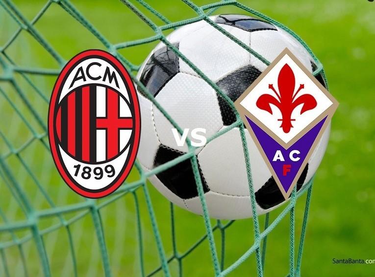 Streaming Milan Fiorentina gratis live S