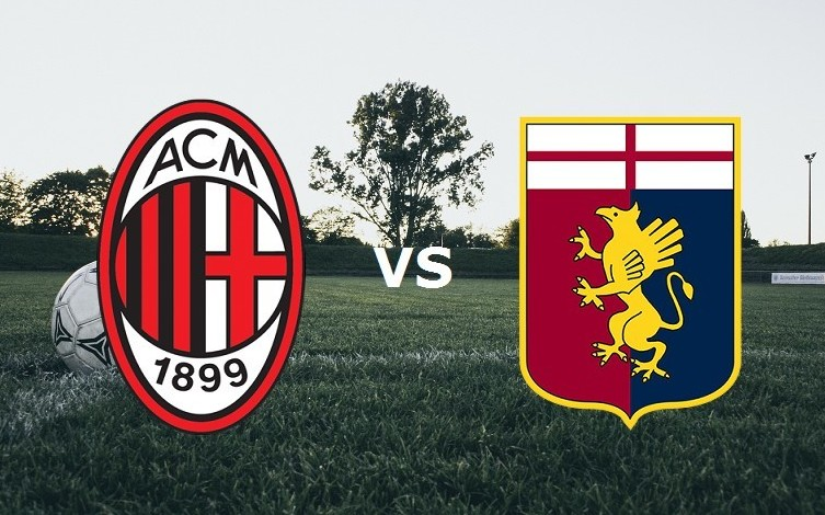 Streaming Milan Genoa gratis live in dir