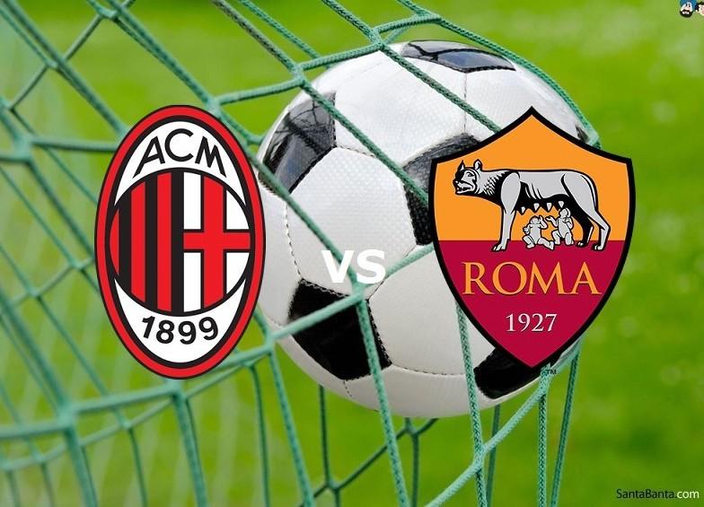 Milan Roma streaming live gratis su siti