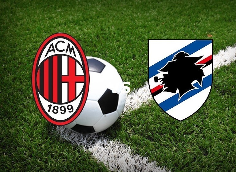 Streaming Milan Sampdoria gratis live in
