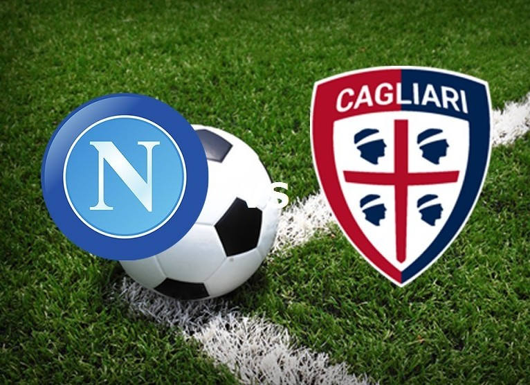 Napoli Cagliari streaming live gratis su