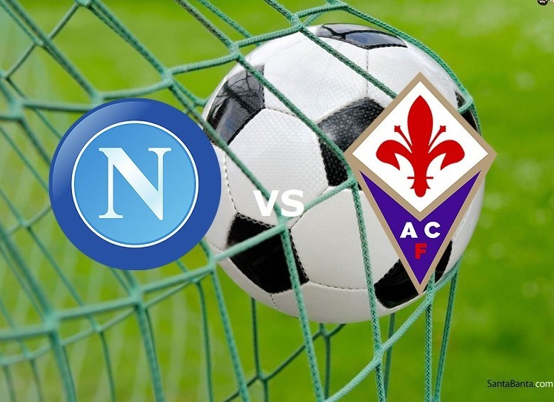 Napoli Fiorentina streaming live gratis
