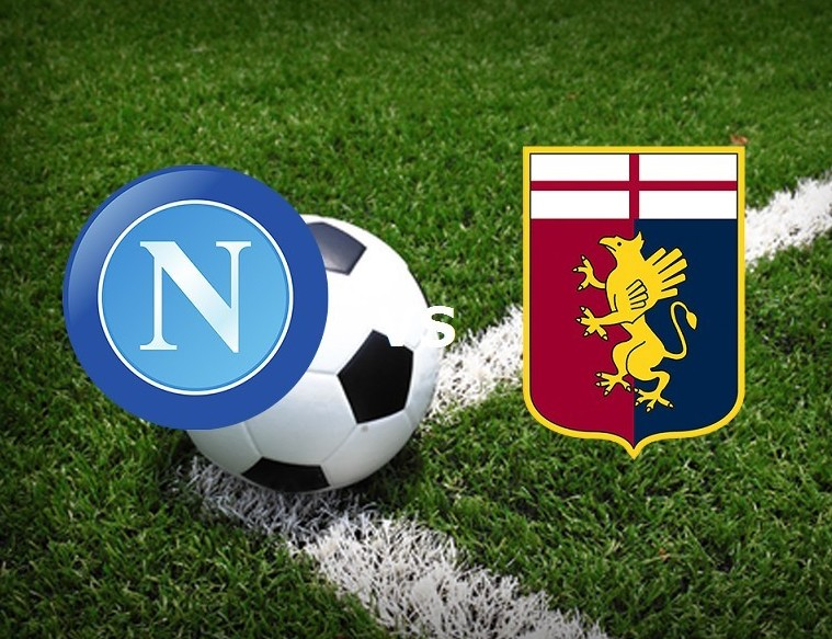 Streaming Napoli Genoa gratis live in di