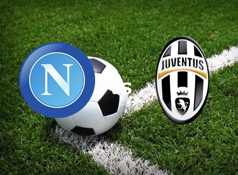 Streaming Napoli Juventus gratis live in