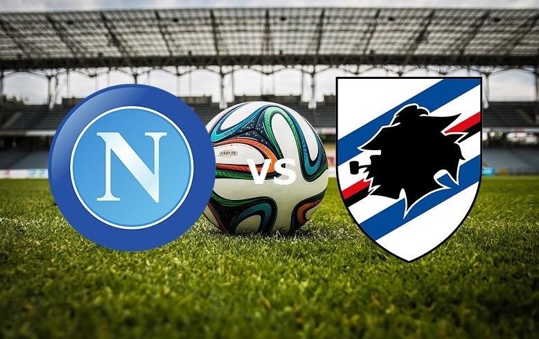 Streaming Napoli Sampdoria gratis live s