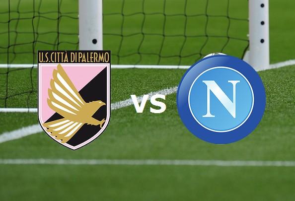 Palermo Napoli streaming gratis live. Do