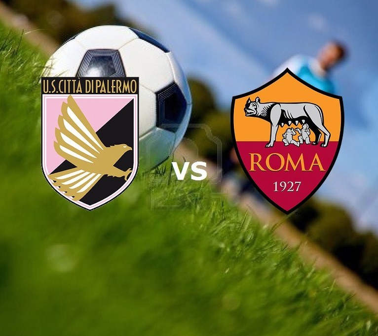 Palermo Roma streaming live gratis da ve