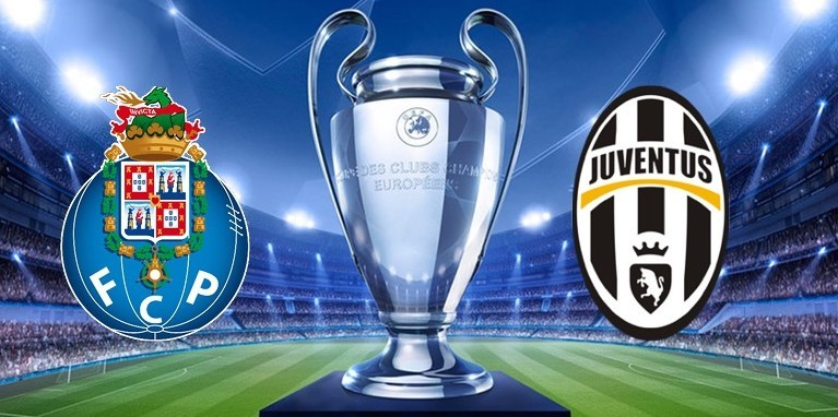 Streaming Porto Juventus. Vedere su siti