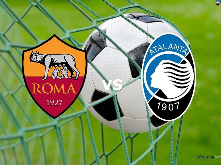 Streaming Roma Atalanta live grati su si