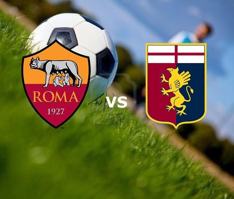 Roma Genoa streaming live gratis e siti