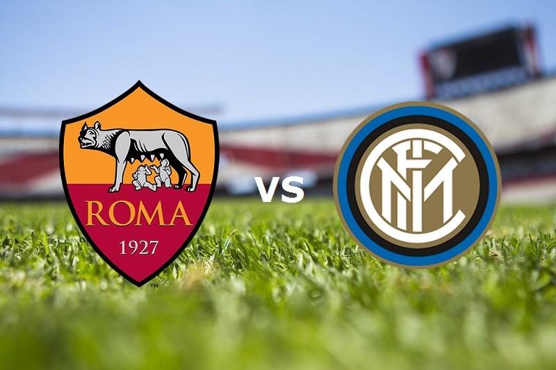 Roma Inter streaming live gratis. Dove v
