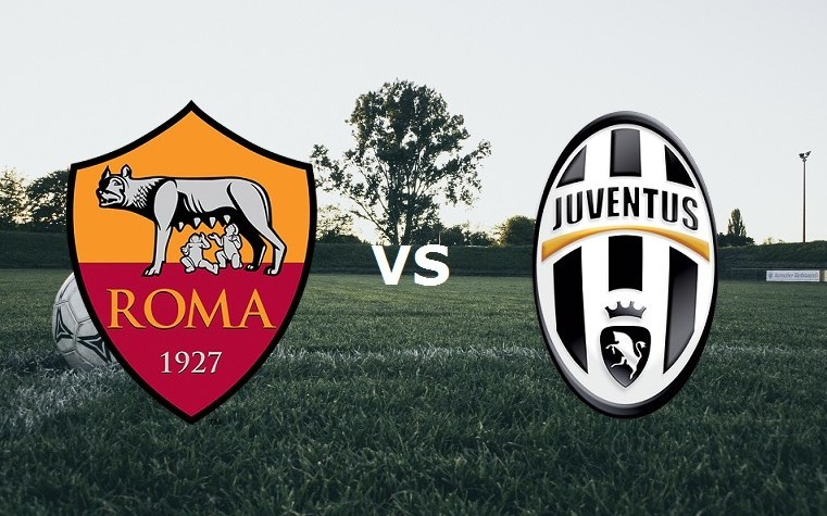 Roma Juventus streaming live gratis e su