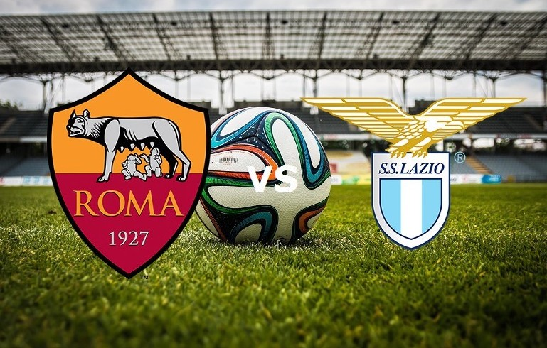 Roma Lazio streaming live gratis e in di
