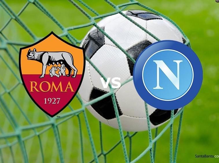 Streaming Roma Napoli da vedere su siti
