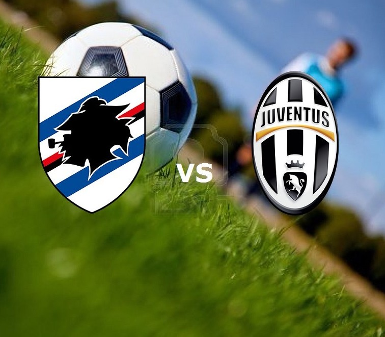 Streaming Sampdoria Juventus live gratis