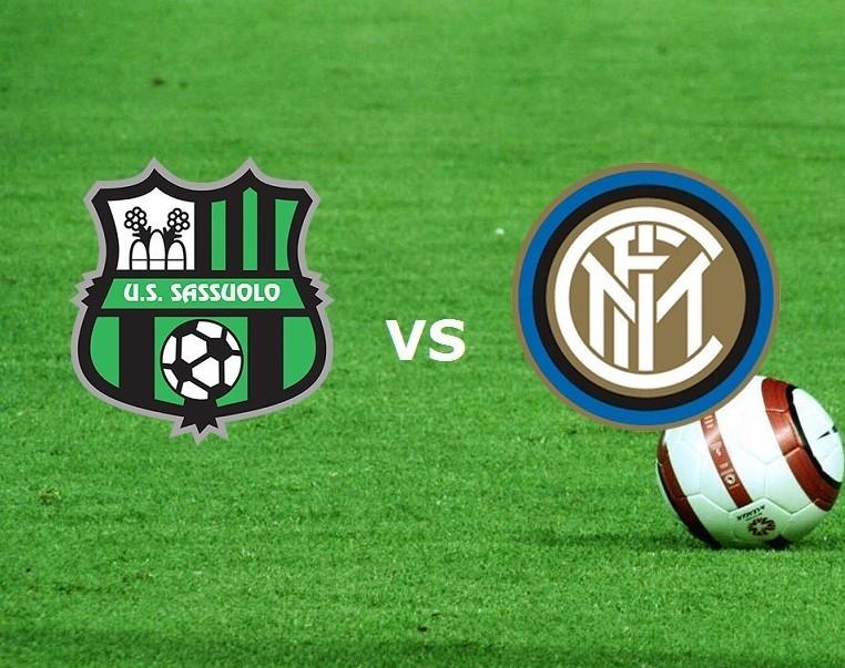 Streaming Sassuolo-Inter live gratis su