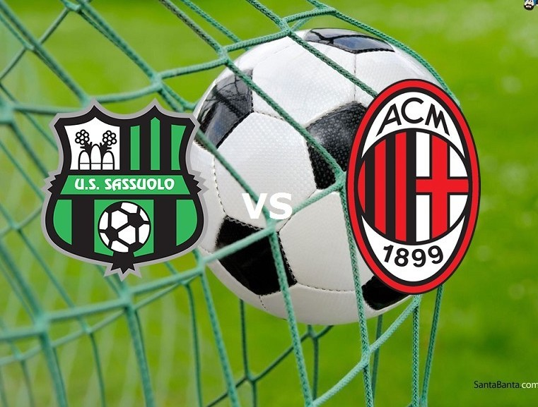 Streaming Sassuolo Milan su siti streami