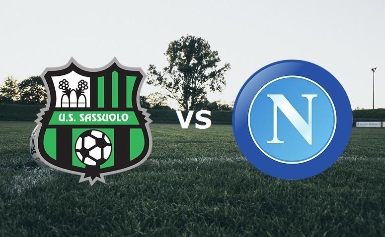 Streaming Sassuolo Napoli live gratis pe