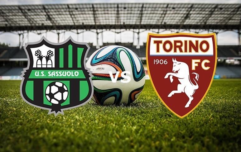 Streaming Sassuolo Torino gratis live in