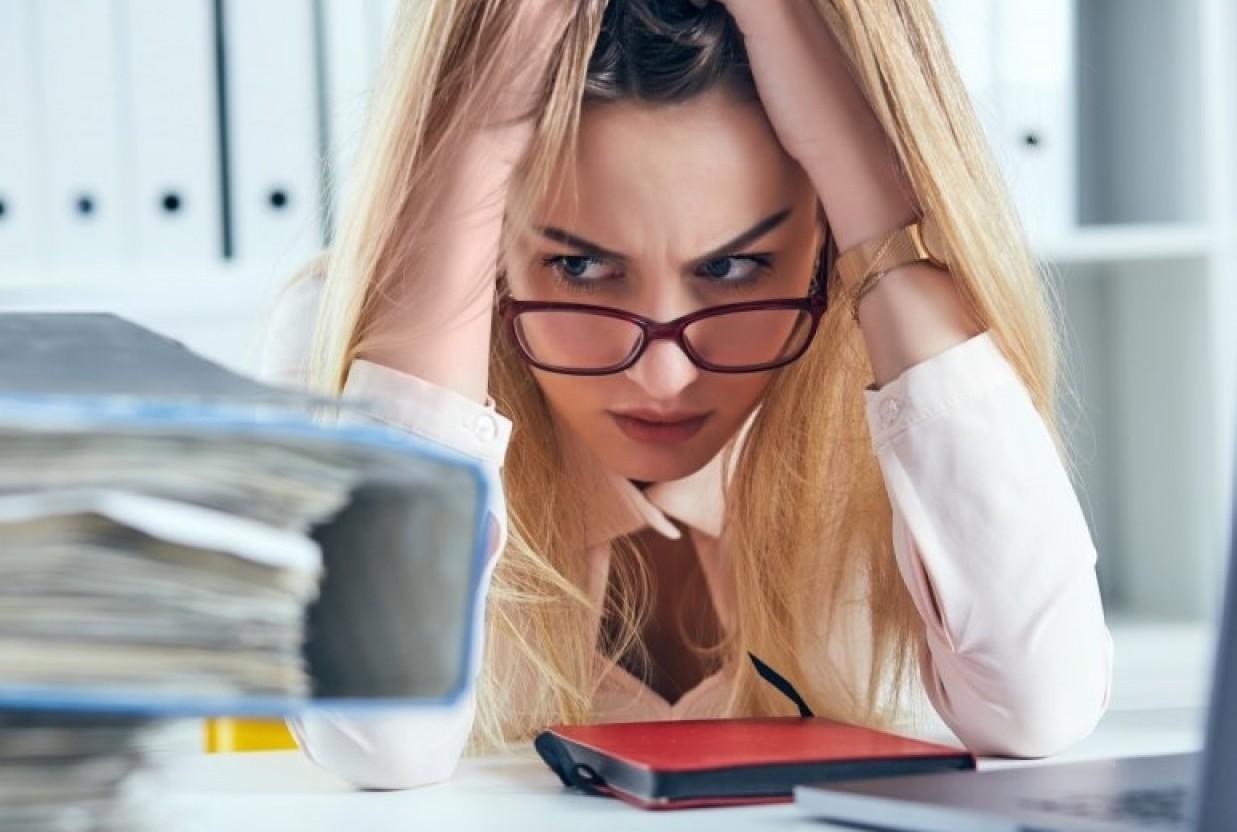 Stress da lavoro quando è malattia e dir