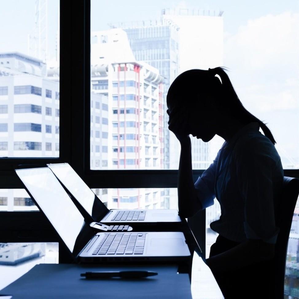 Stress per lavoro diventa malattia uffic