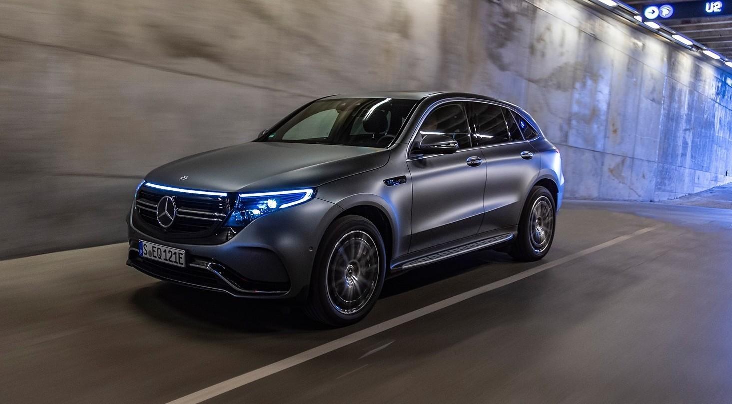 SUV elettrico 2019: ecco il nuovo Merced