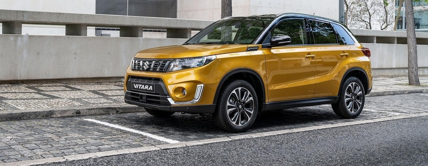 Suzuki Vitara, Suzuki Ignis, Suzuki S-Cr