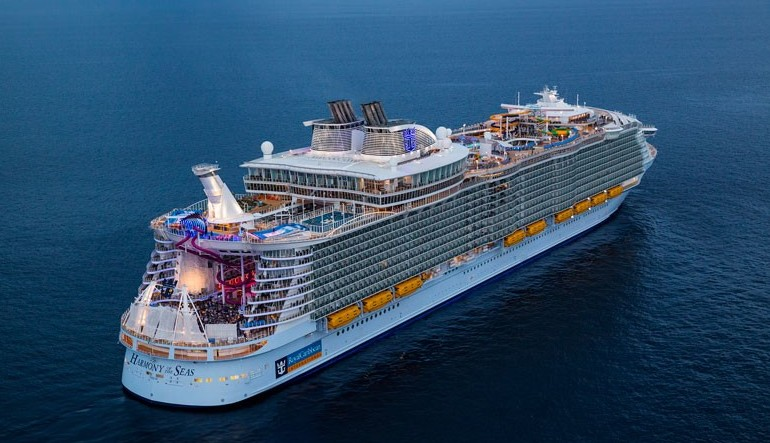 Symphony of the Seas, la nave pi� grande