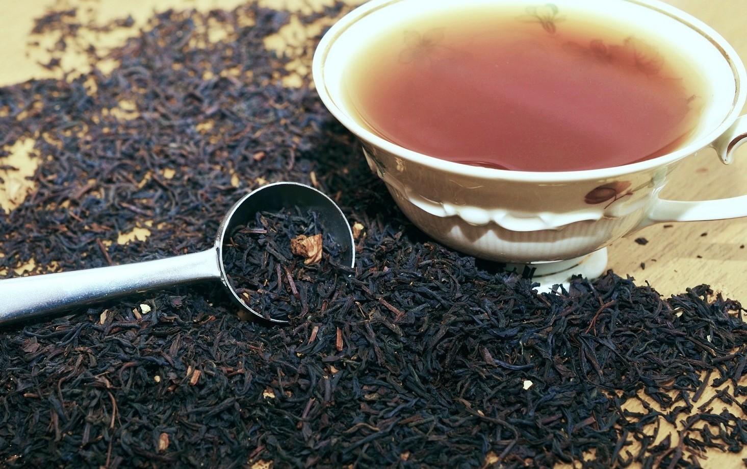 Tè nero: dimagrire e stare in forma fond