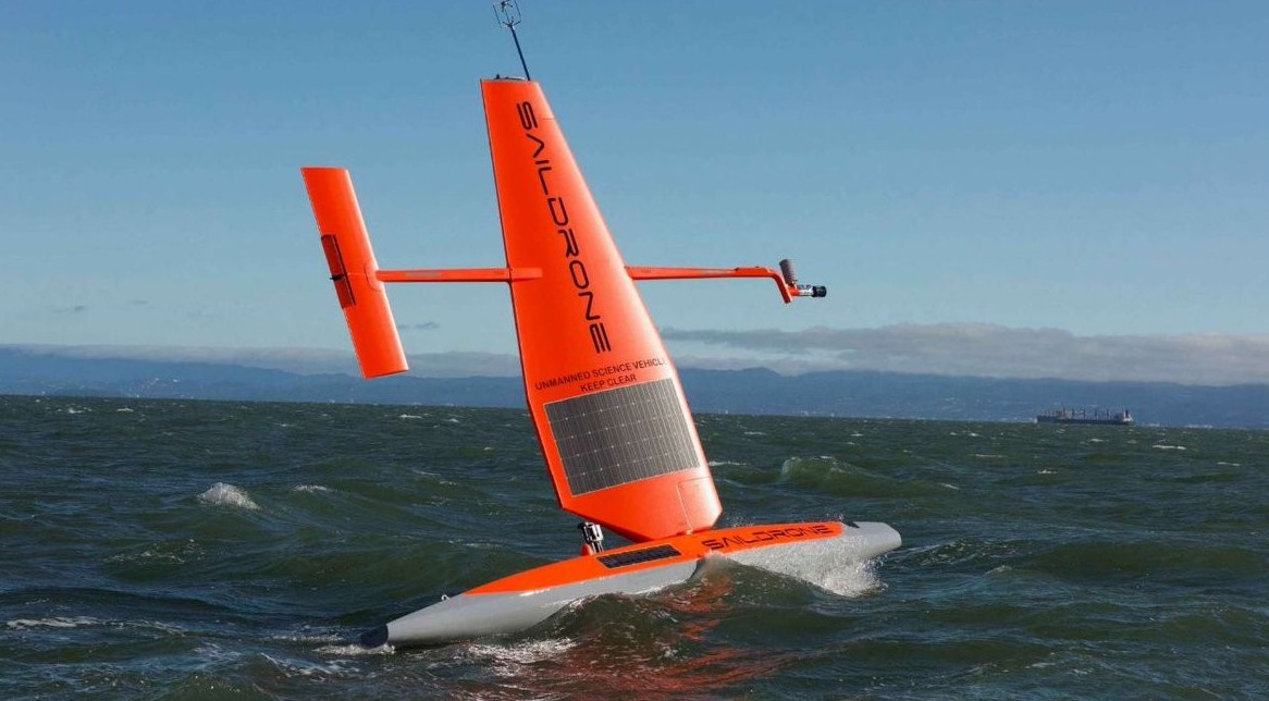 Tecnologie green, i droni galleggianti c