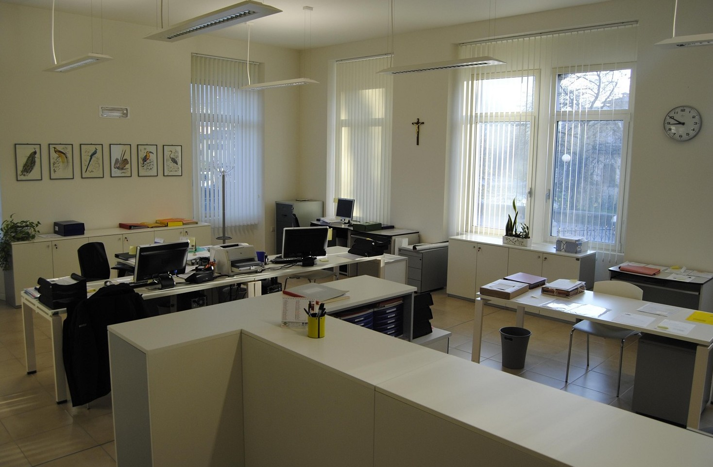 Telecamere sul posto di lavoro, in uffic