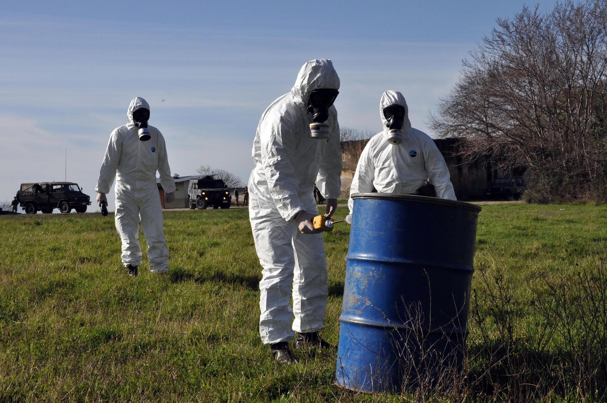 Terreni inquinati e altri gravi pericoli
