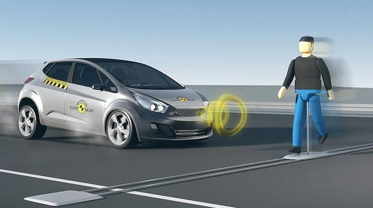 Test Euro Ncap, auto migliori dai risult