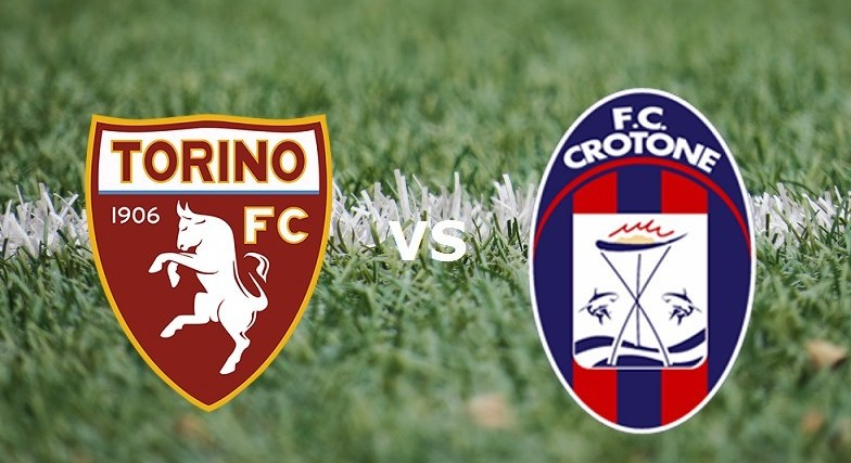 Torino Crotone streaming live gratis. Ve