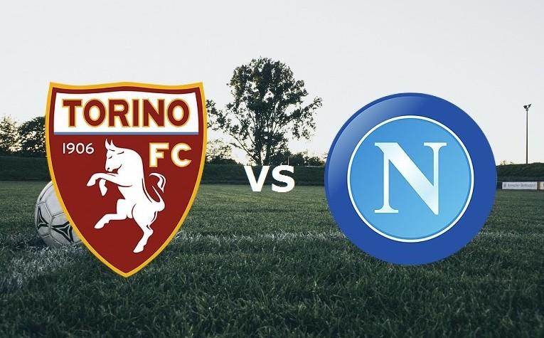 Torino Napoli in streaming. Vedere