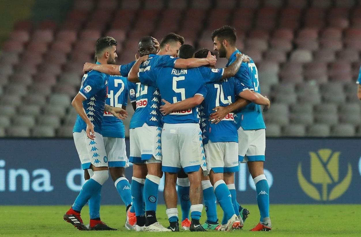 Torino Napoli streaming gratis live per