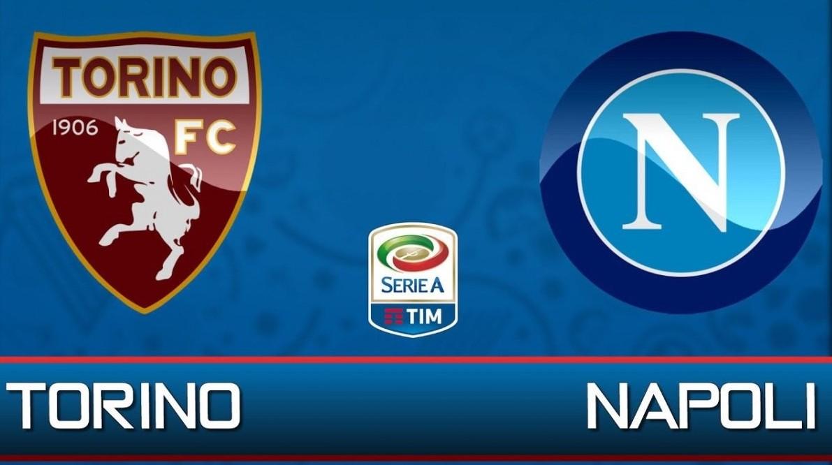 Torino Napoli streaming live gratis su l