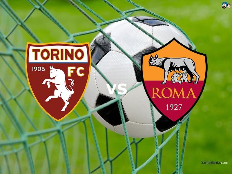 Roma Torino streaming live gratis. Dove