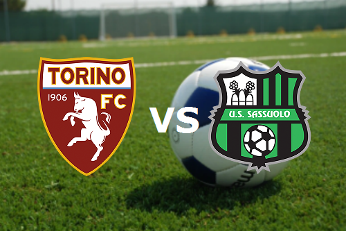 Torino Sassuolo streaming gratis live li
