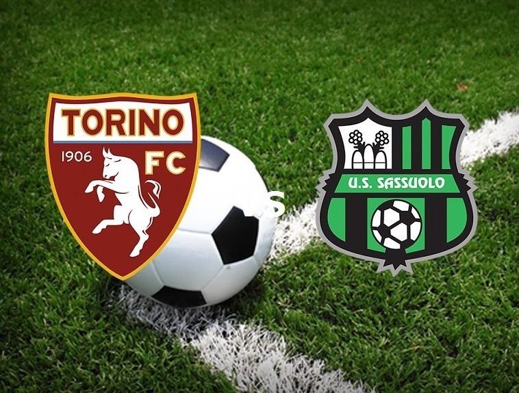 Torino Sassuolo streaming live gratis. V