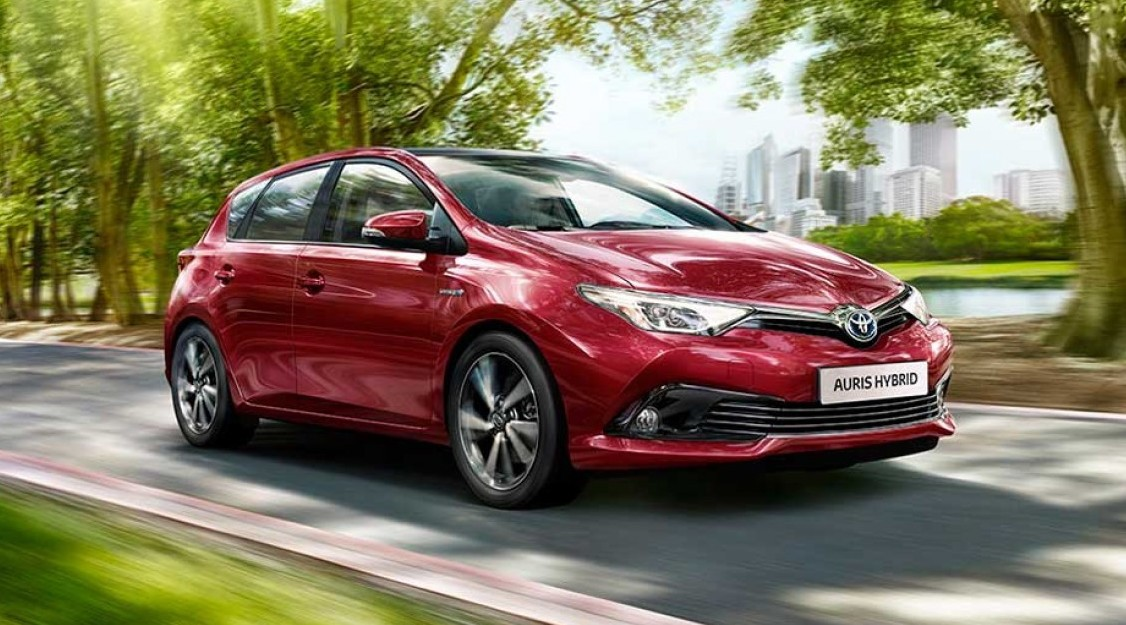 Toyota Auris Touring Sports nuovo modell