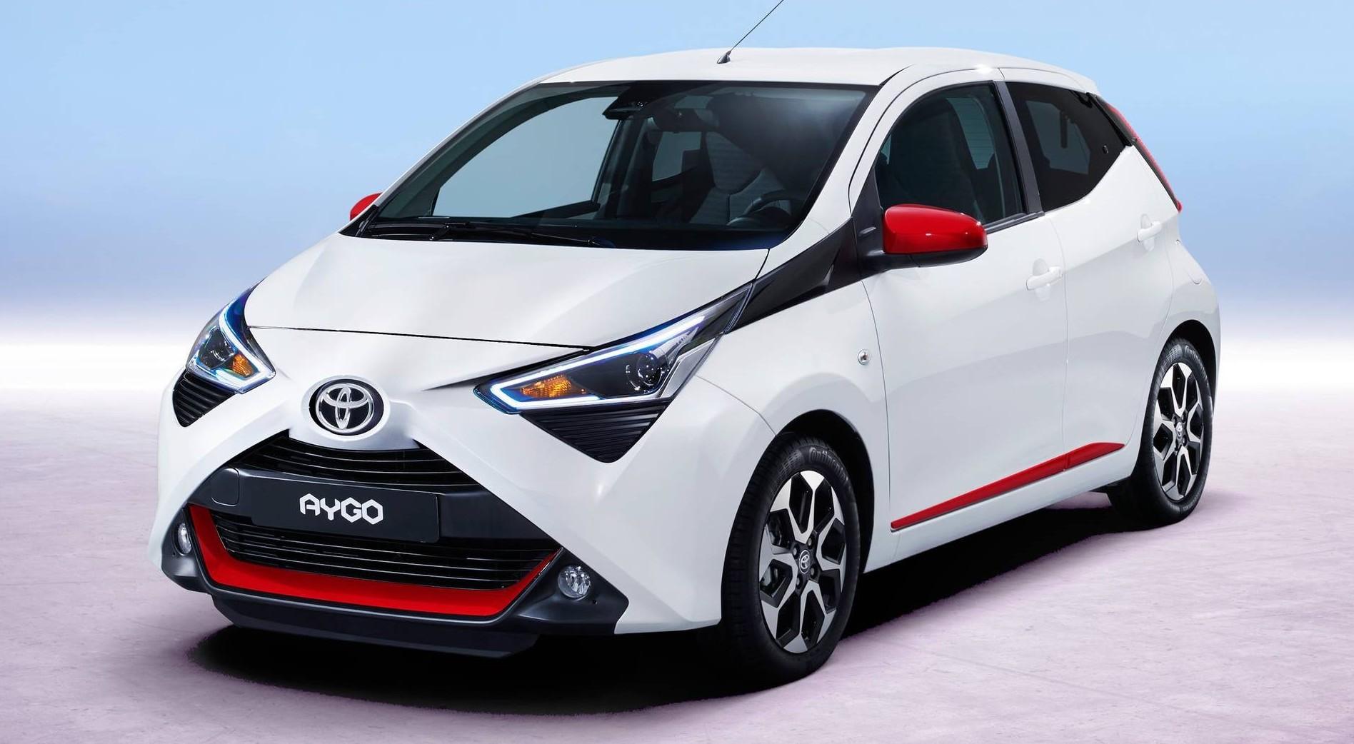Toyota Aygo 2019 prezzi listino, modelli